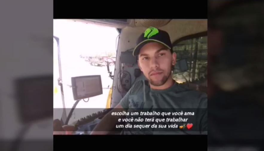 Jovem morre após ser esmagado por trator em fazenda no Piauí  - Imagem 2