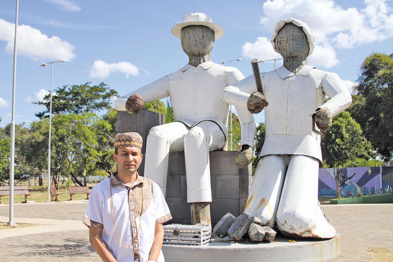 Pai Rondinele de Oxum   Crédito: Raíssa Morais