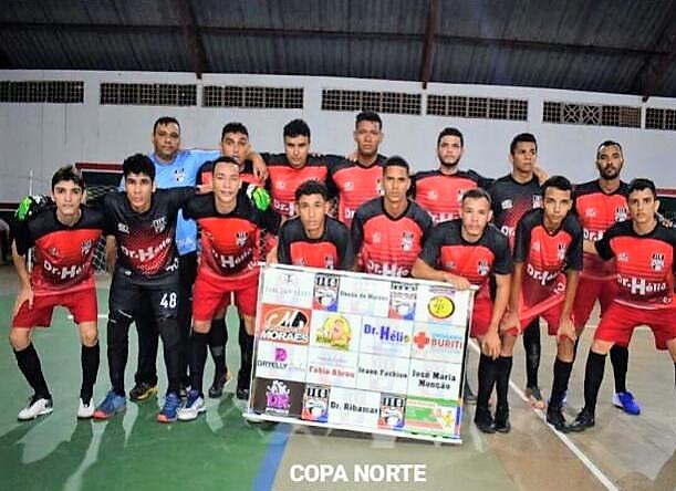 Seleção municipal de futsal vence de virada e se classifica para as quartas de final - Imagem 2