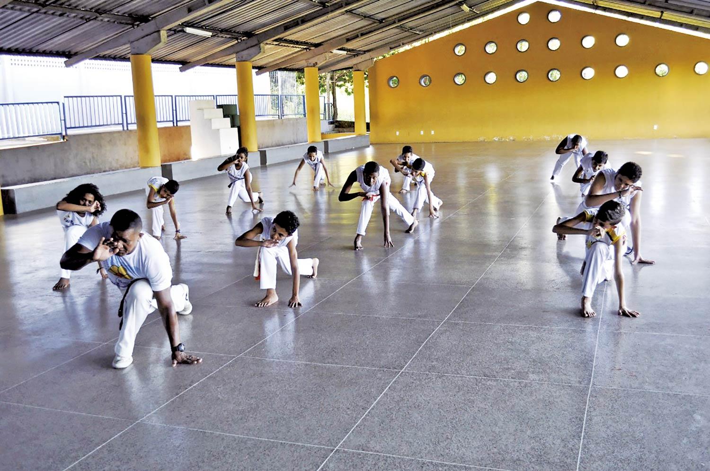 """""""Abraço Teresina"""": Projeto atende mil crianças com cultura e esporte - Imagem 3"""