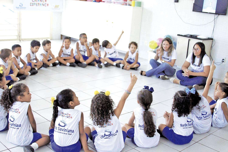 """""""Abraço Teresina"""": Projeto atende mil crianças com cultura e esporte - Imagem 2"""