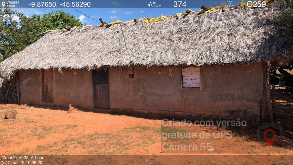 TCE encontra escolas sem filtros e banheiros cobertas de palha no Interior do Piauí