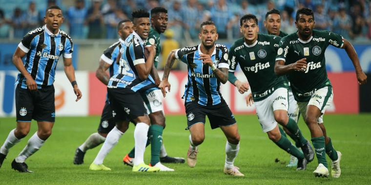 Libertadores: quatro clubes brasileiros e sete campeões em campo