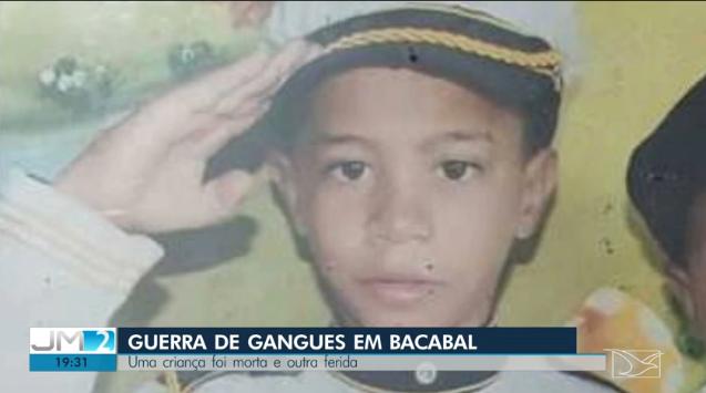 Criança morre durante tiroteio de gangues rivais no Maranhão - Imagem 1