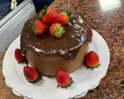 Aprenda a fazer um delicioso bolo da tarde