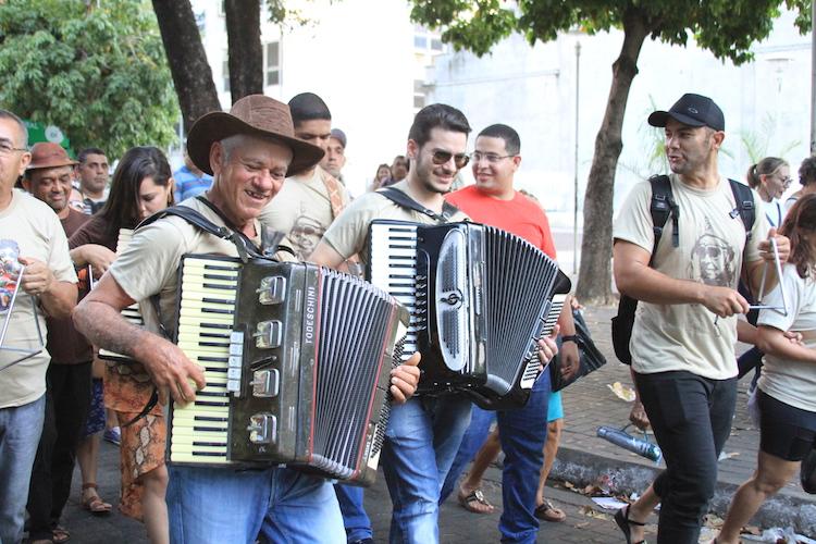 Procissão das Sanfonas celebra 30 anos de saudade de Luiz Gonzaga  - Imagem 15