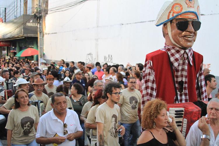 Procissão das Sanfonas celebra 30 anos de saudade de Luiz Gonzaga  - Imagem 2