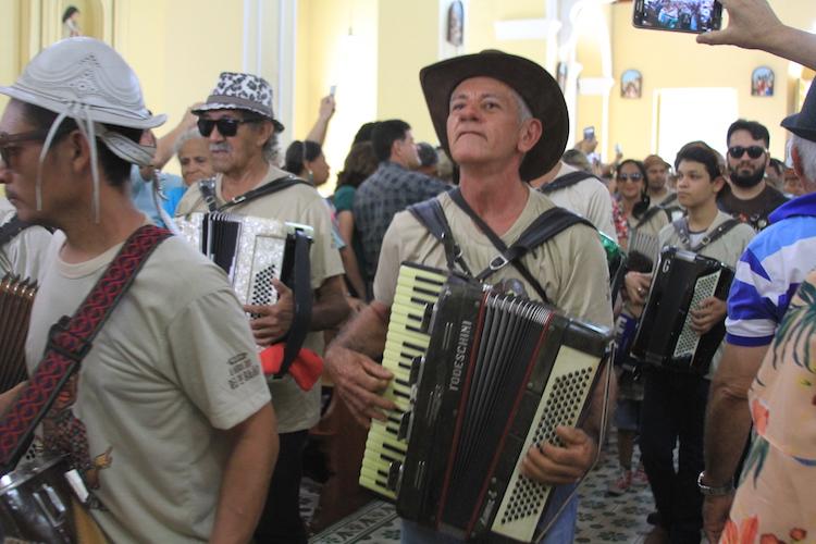Procissão das Sanfonas celebra 30 anos de saudade de Luiz Gonzaga  - Imagem 11
