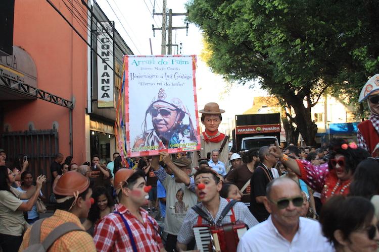 Procissão das Sanfonas celebra 30 anos de saudade de Luiz Gonzaga  - Imagem 1