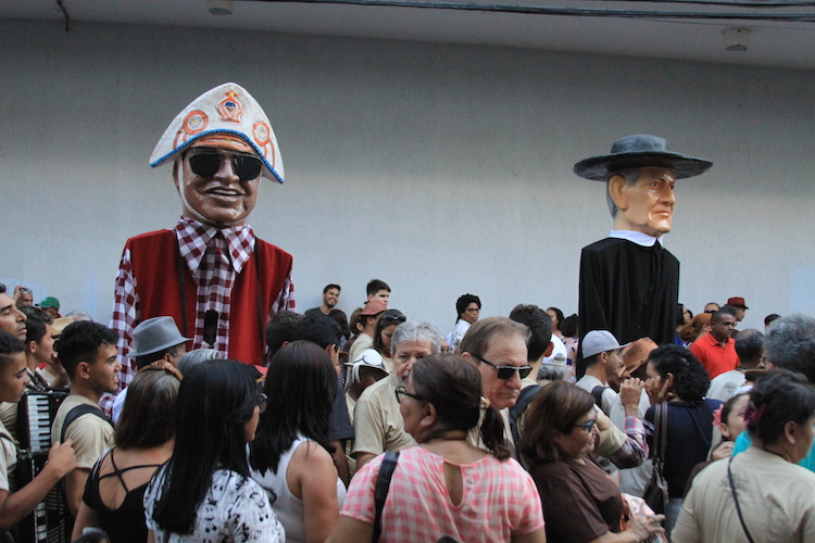 Procissão das Sanfonas celebra 30 anos de saudade de Luiz Gonzaga  - Imagem 14