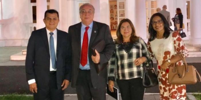 Presidente da Câmara de Comércio do MERCOSUL visitará São João do Arraial nesta quinta 12