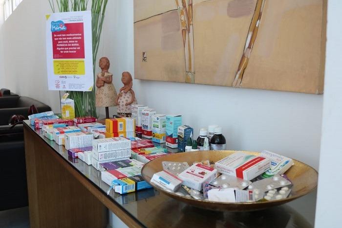 remédios diversificados