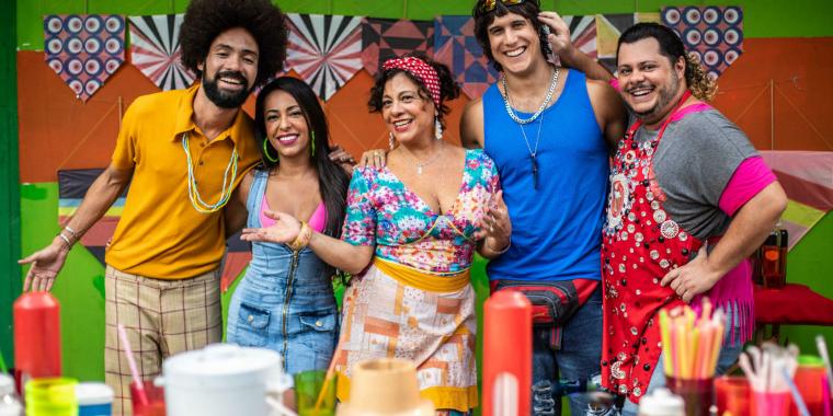 Filme brasileiro Vai Que Cola 2 - O Começo estreia nos cinemas