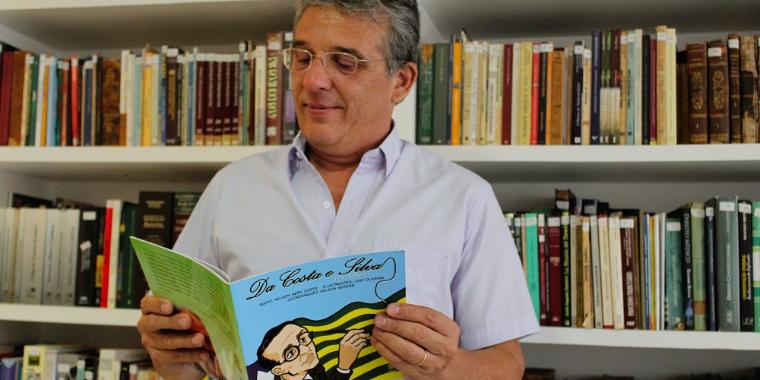 """""""Gente Querida"""" publica obras sobre Da Costa e Silva e Mandu Ladino"""