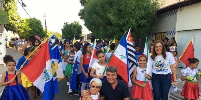 Não foi só um desfile e sim um chamamento para o respeito à Diversidade Cultural