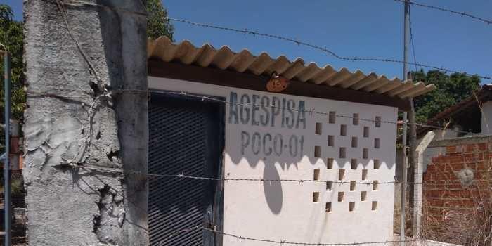 Prefeito João Luiz recebe documento da Agrespi sobre a problemática da água no município