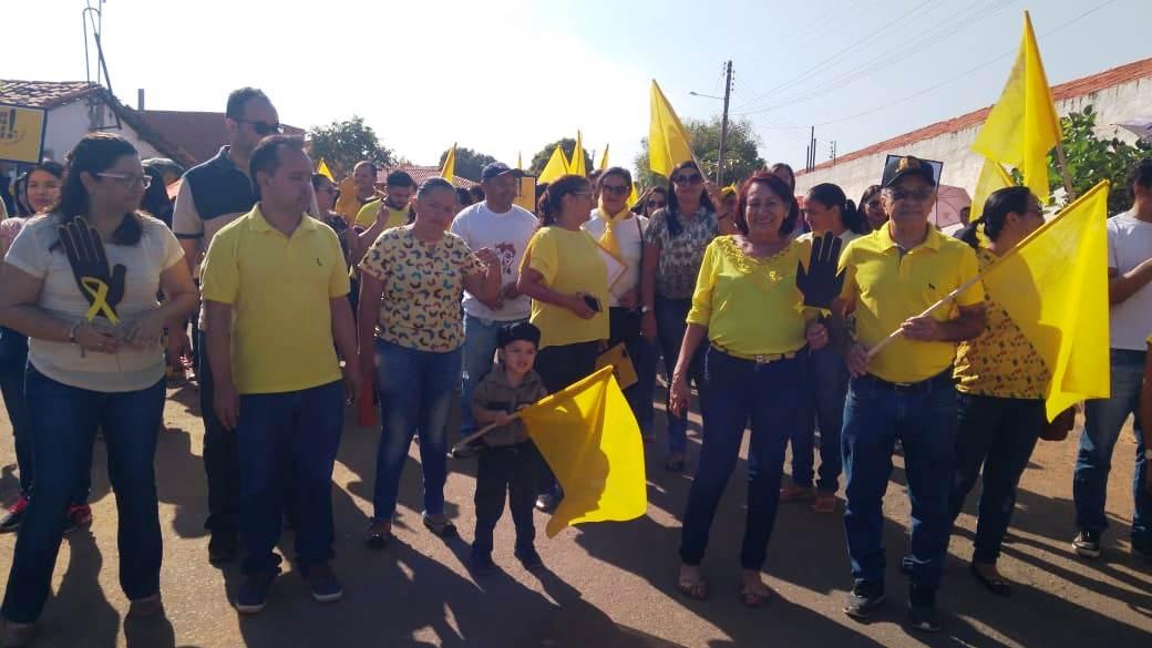 Prefeitura de Barro Duro realiza caminhada pela vida, no Setembro Amarelo - Imagem 2