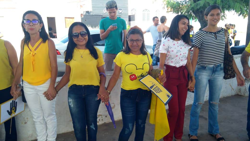 Prefeitura de Barro Duro realiza caminhada pela vida, no Setembro Amarelo - Imagem 14