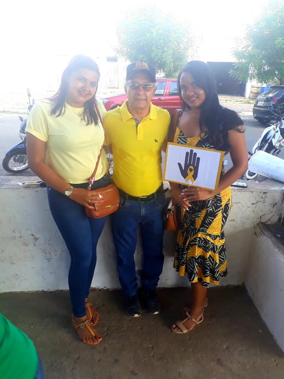 Prefeitura de Barro Duro realiza caminhada pela vida, no Setembro Amarelo - Imagem 23