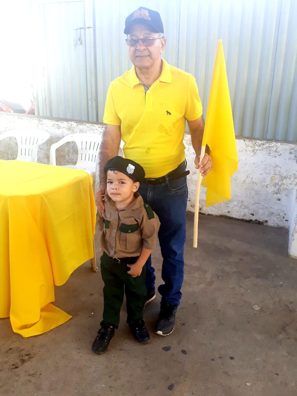 Prefeitura de Barro Duro realiza caminhada pela vida, no Setembro Amarelo - Imagem 18