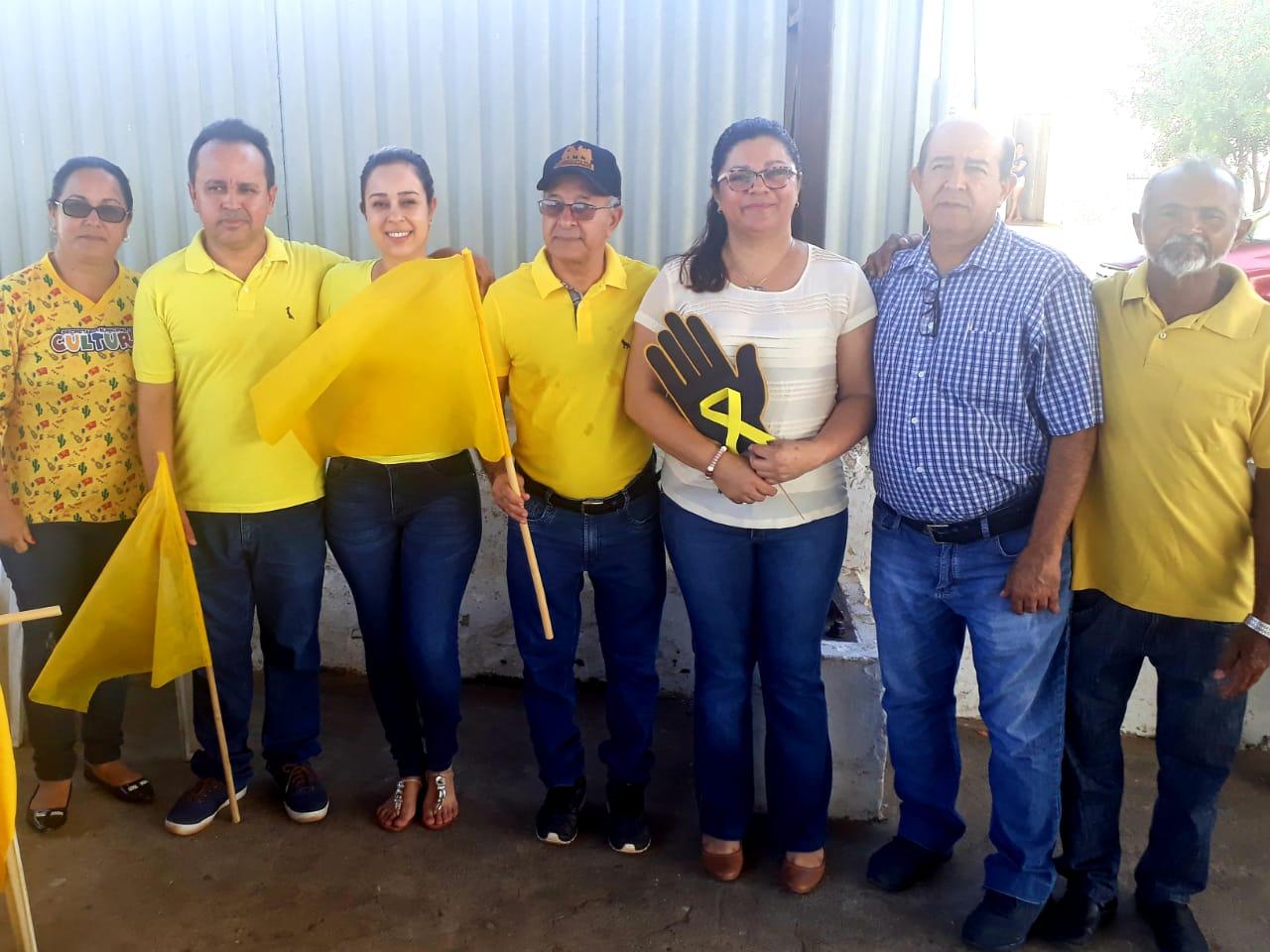 Prefeitura de Barro Duro realiza caminhada pela vida, no Setembro Amarelo - Imagem 21