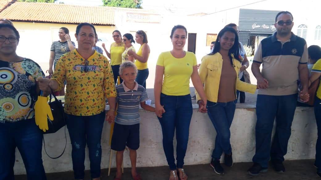 Prefeitura de Barro Duro realiza caminhada pela vida, no Setembro Amarelo - Imagem 13