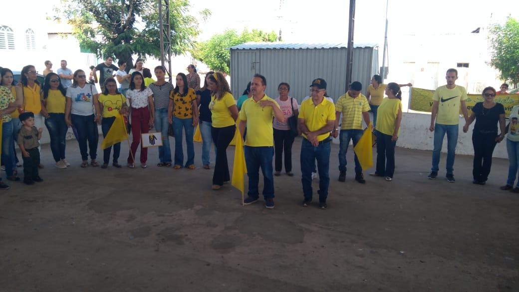 Prefeitura de Barro Duro realiza caminhada pela vida, no Setembro Amarelo - Imagem 17