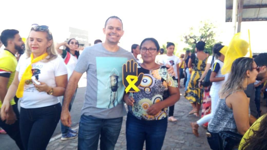 Prefeitura de Barro Duro realiza caminhada pela vida, no Setembro Amarelo - Imagem 10