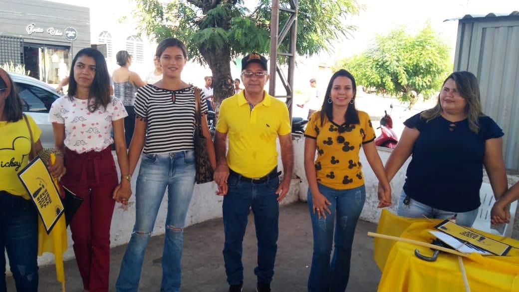 Prefeitura de Barro Duro realiza caminhada pela vida, no Setembro Amarelo - Imagem 12