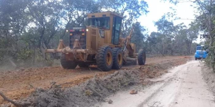 Em Barras uma revolução no acesso as localidades e segurança nas estradas