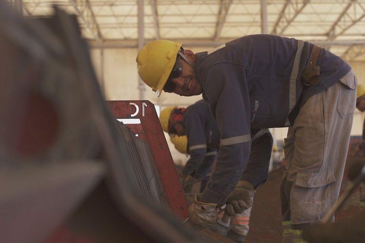 Projetos de energia eólica no Piauí proporcionam oportunidades de trabalho (Reprodução TV CCom)