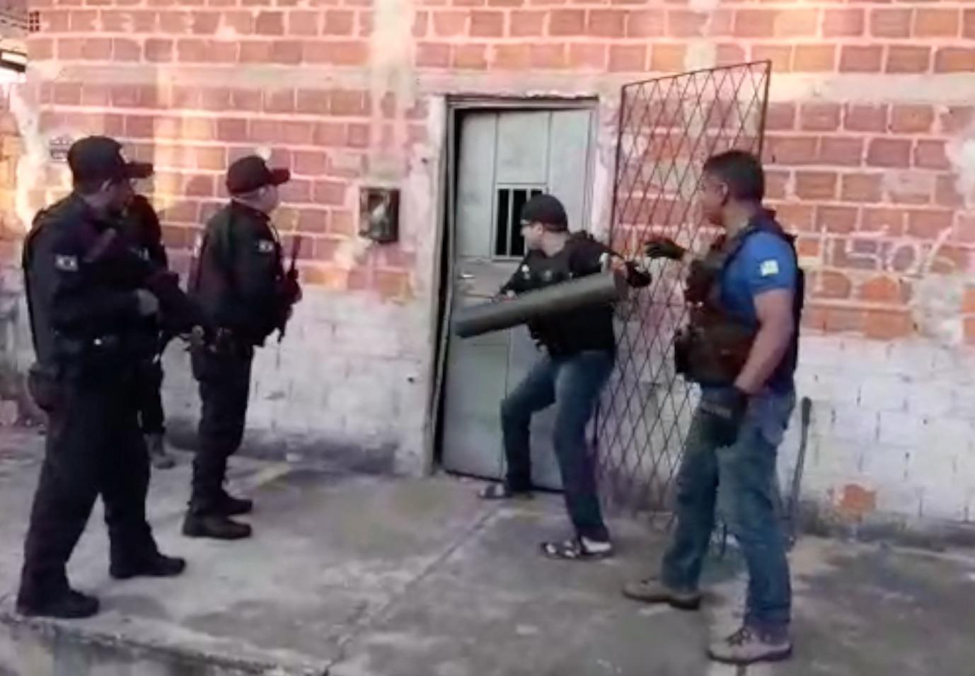 Polícia deflagra operação e cumpre mandados de roubos e estupros em Teresina - Imagem 2