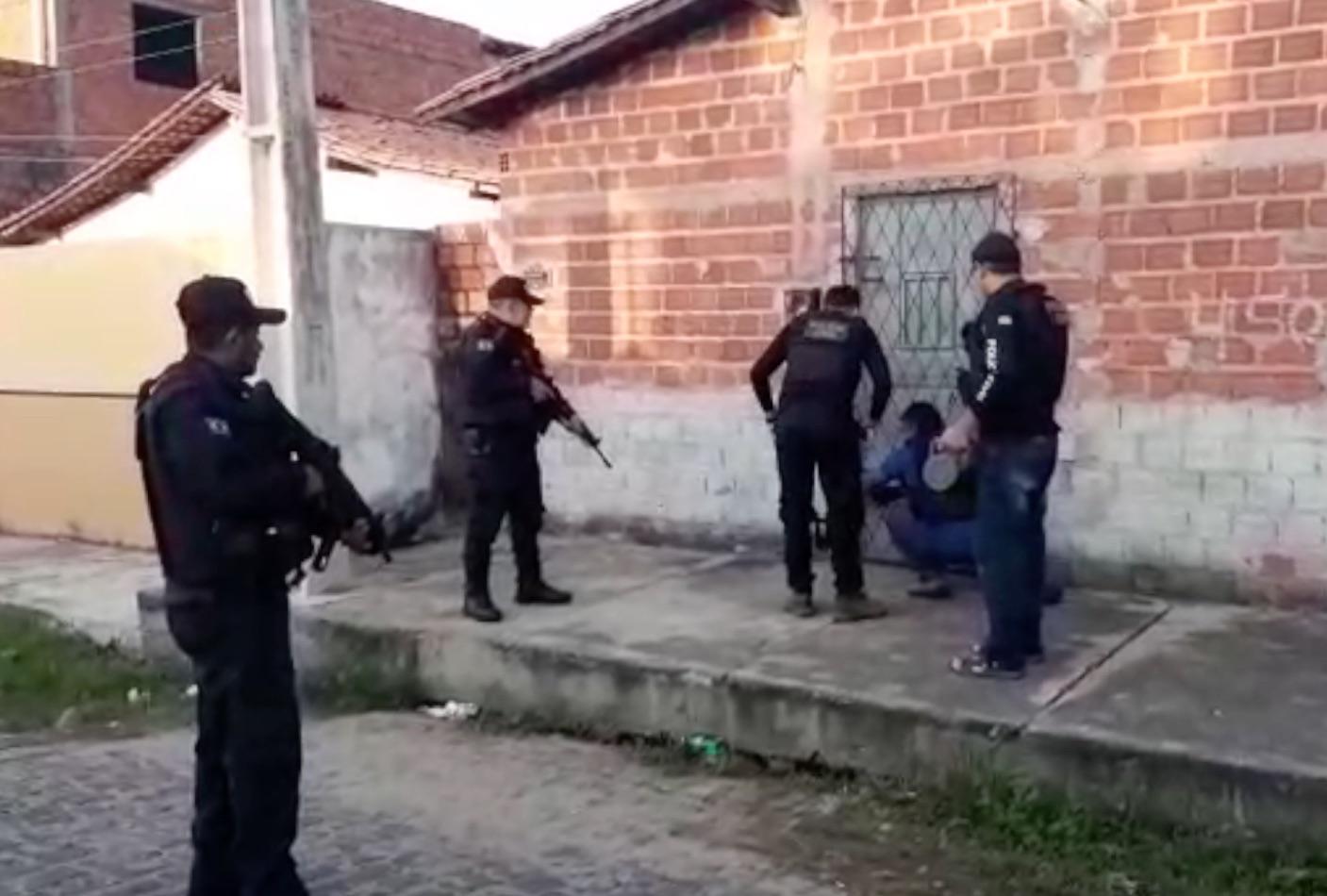 Polícia deflagra operação e cumpre mandados de roubos e estupros em Teresina - Imagem 3