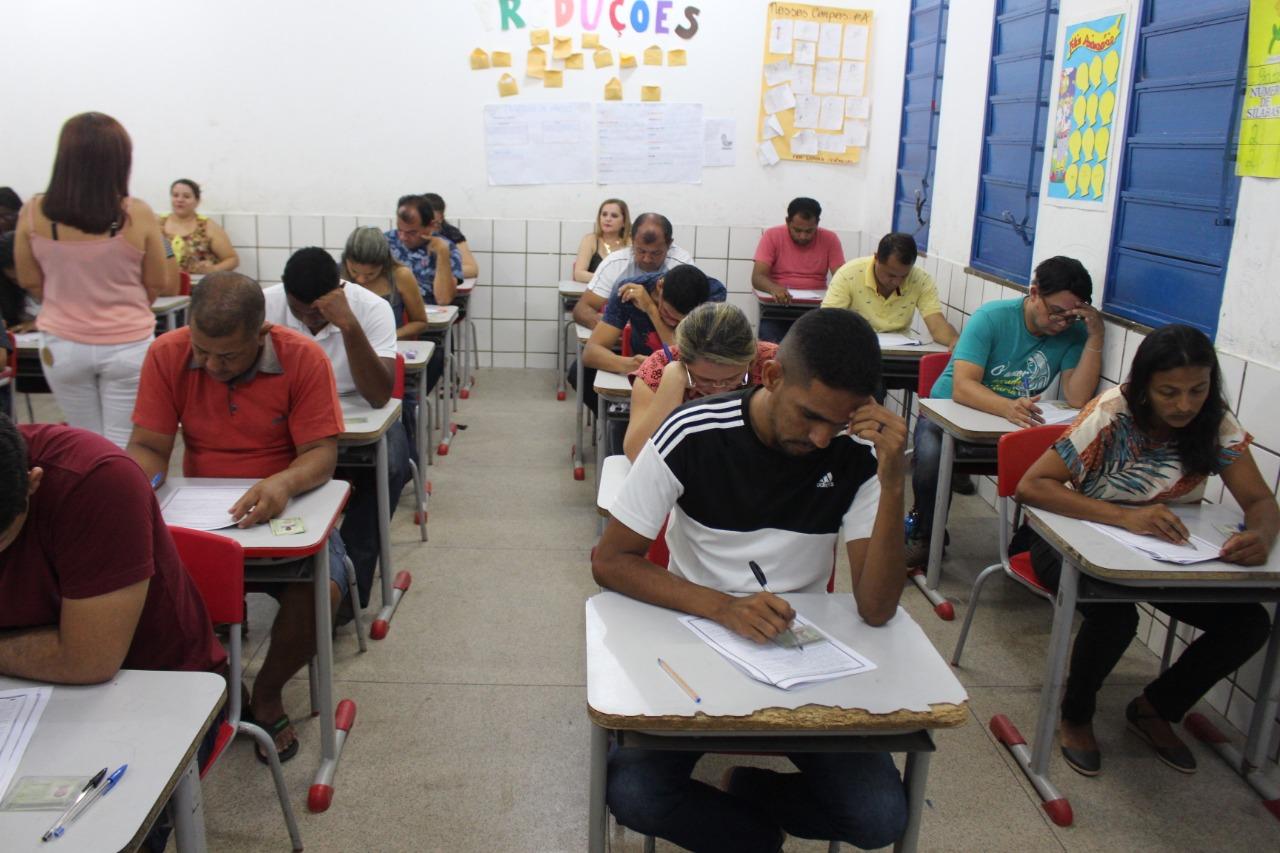 Candidatos ao Conselho Tutelar fazem prova de conhecimento em José de Freitas - Imagem 4