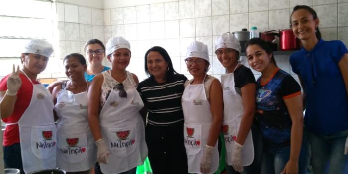 Prefeitura de Água Branca realiza aula inaugural do Projeto Escola Cidadã