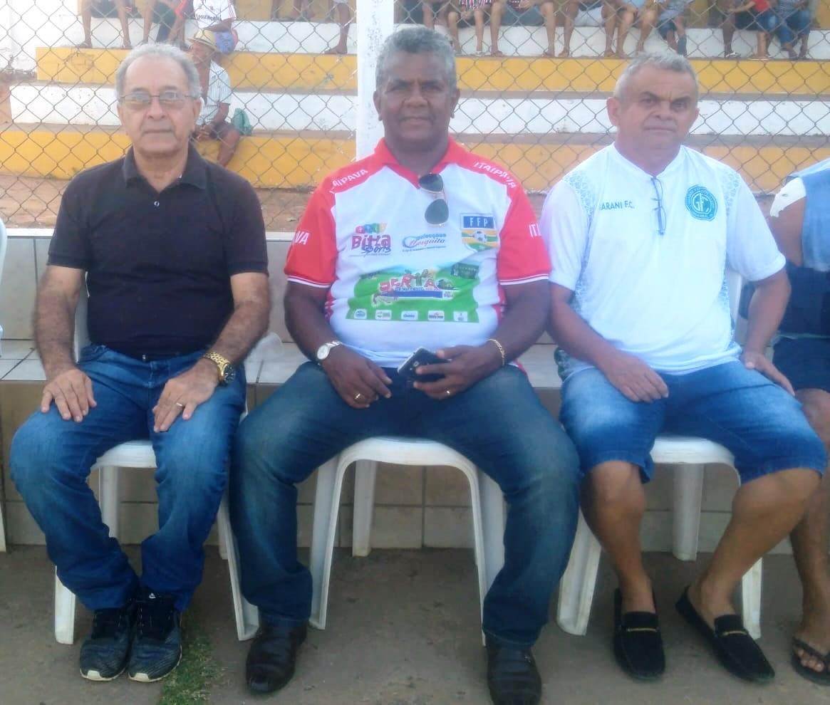 Seleção de Barro Duro vence na abertura da Copa Sertão de Futebol - Imagem 10