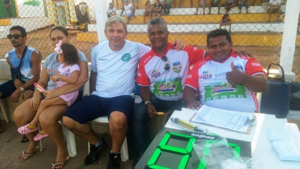 Seleção de Barro Duro vence na abertura da Copa Sertão de Futebol - Imagem 12