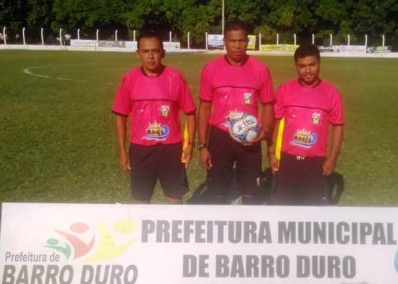 Seleção de Barro Duro vence na abertura da Copa Sertão de Futebol - Imagem 17