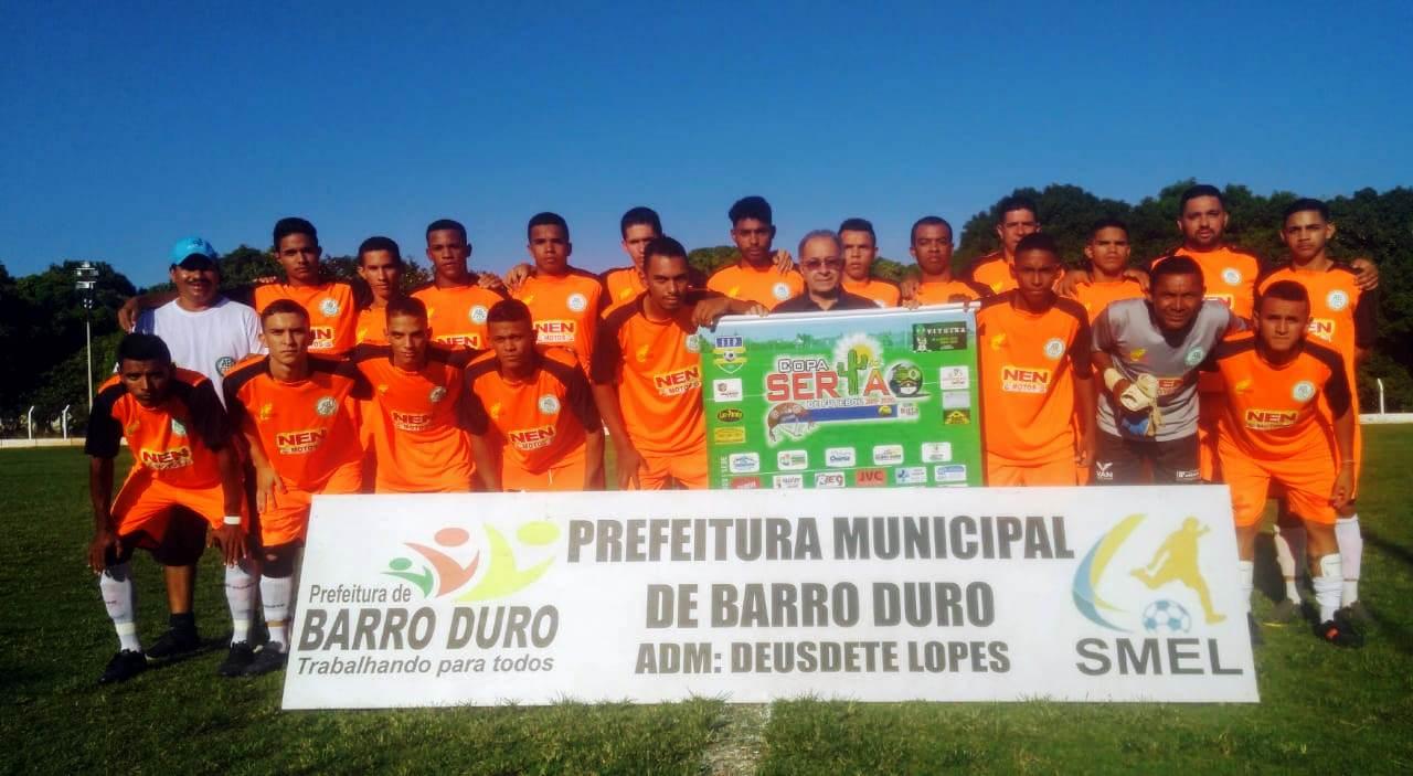 Seleção de Barro Duro vence na abertura da Copa Sertão de Futebol - Imagem 14