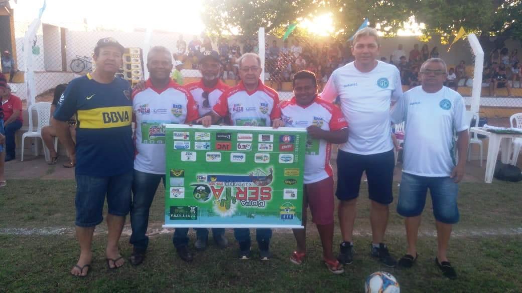 Seleção de Barro Duro vence na abertura da Copa Sertão de Futebol - Imagem 4