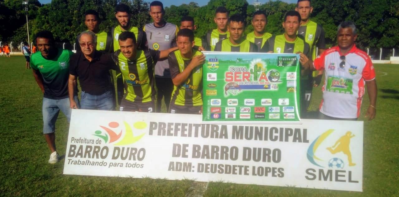 Seleção de Barro Duro vence na abertura da Copa Sertão de Futebol - Imagem 16