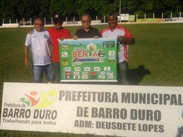 Seleção de Barro Duro vence na abertura da Copa Sertão de Futebol - Imagem 15
