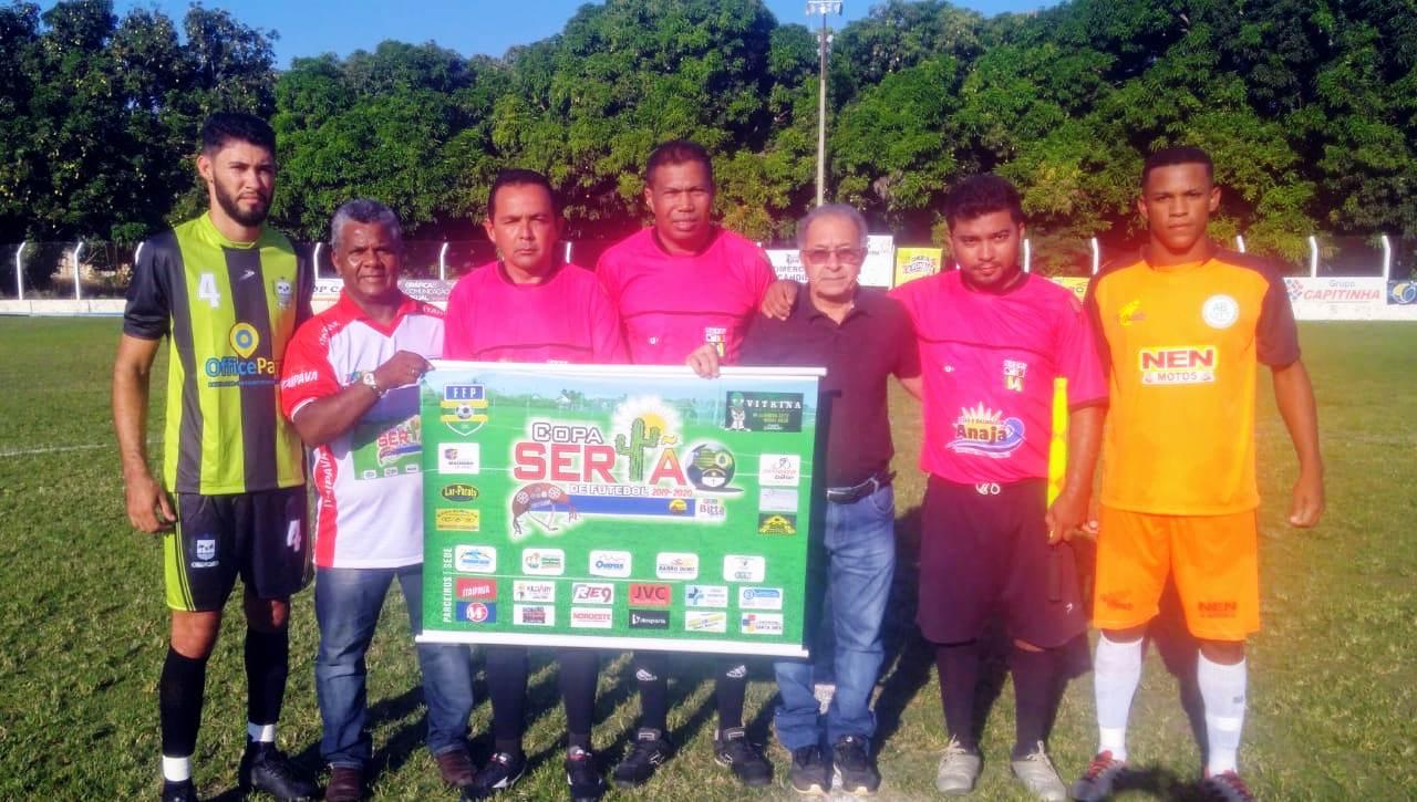 Seleção de Barro Duro vence na abertura da Copa Sertão de Futebol - Imagem 11