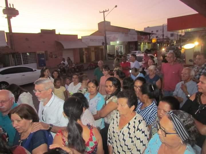 Barras  comemora seus 178 anos com muitas inaugurações e homenagens a Barrenses - Imagem 4