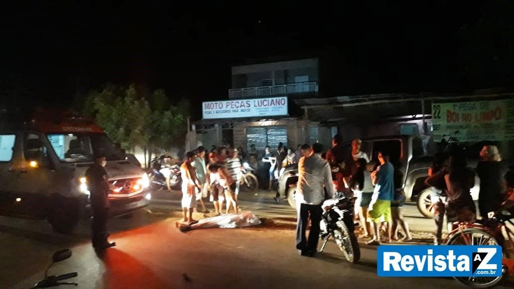 Homem morre ao quebrar o pescoço após cair de moto no Piauí - Imagem 1
