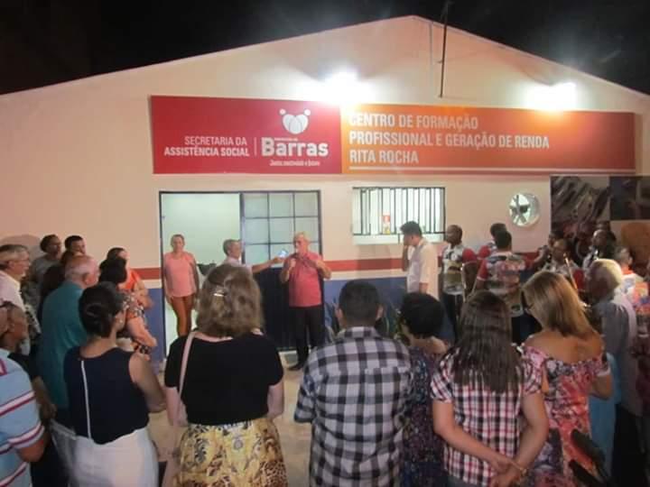 Barras  comemora seus 178 anos com muitas inaugurações e homenagens a Barrenses - Imagem 5