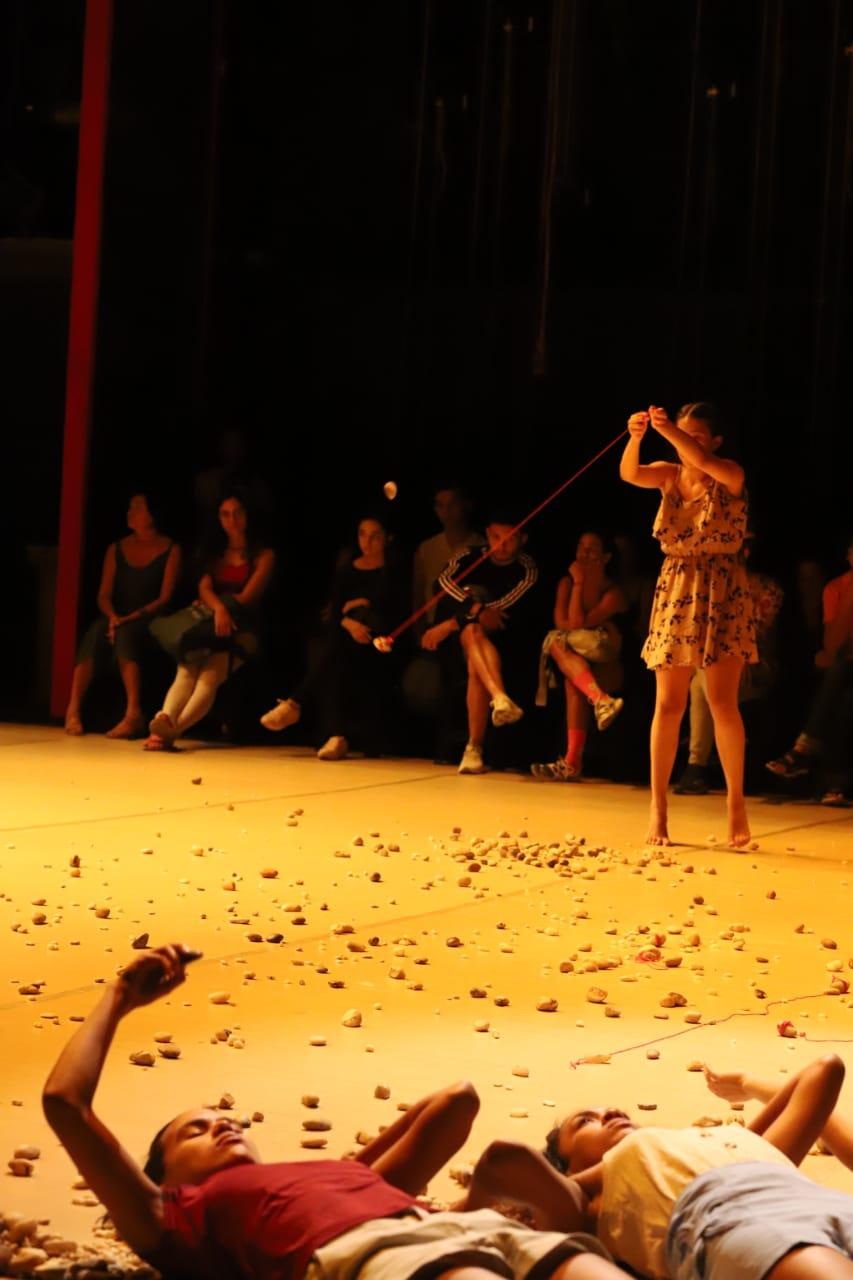 Espetáculo Bonito Pra Chover (Foto: Tássia Araújo)
