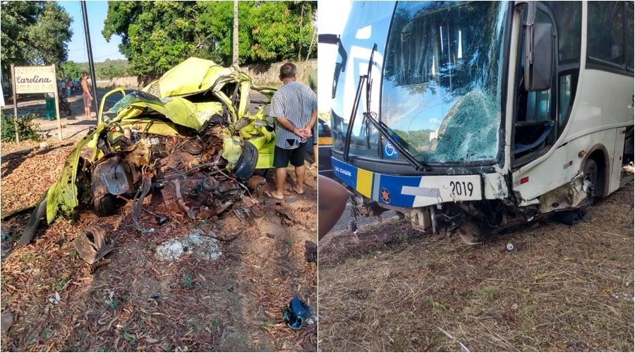 Estudante de arquitetura morre em grave acidente na rodovia PI-113 - Imagem 1