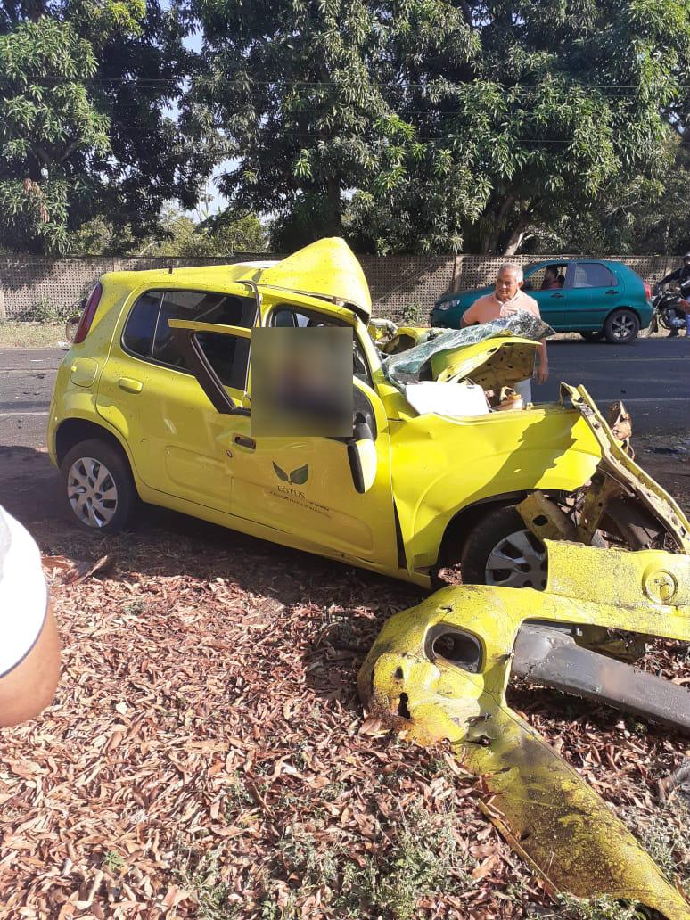 Estudante de arquitetura morre em grave acidente na rodovia PI-113 - Imagem 2