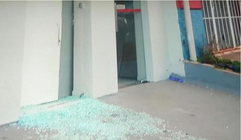 Bandidos explodem três agências bancárias no Maranhão - Imagem 2